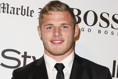 NRL star Tom Burgess.