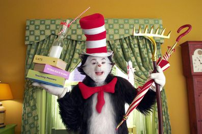 Mike Myers stars in The Cat in the Hat.