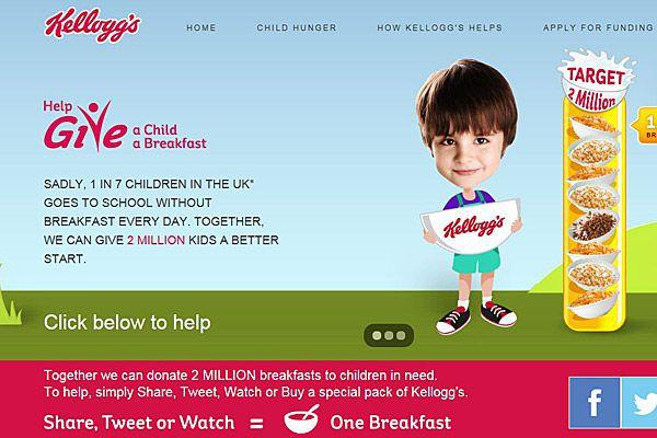 Kellogg's ad