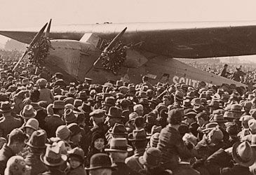 Daily Quiz: Who piloted the first flight across the Tasman Sea?