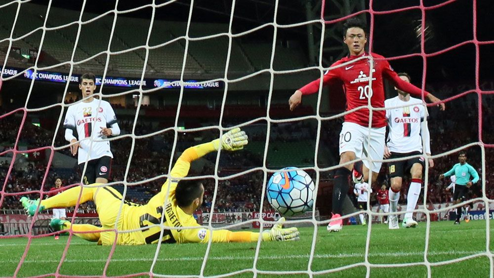 Western Sydney Wanderers dumped from Asian Champions League following heavy loss to Urawa Red Diamonds
