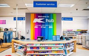 Kmart unveils three new 'K Hub' stores as Target conversion gets underway