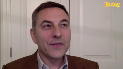David Walliams admitted to getting star-struck over Sir Paul McCartney.