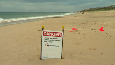 Beachgoers infuriated after deliberate sewage spill