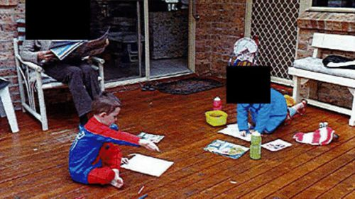 William Tyrrell was at his foster grandmother's home when he went missing.
