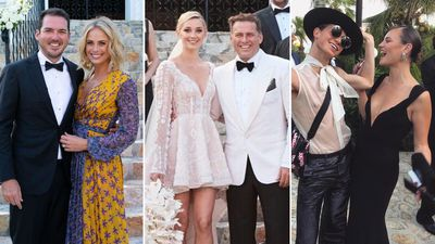 Karl Stefanovic and Jasmine Yarbrough's wedding: Must-see photos from the weekend