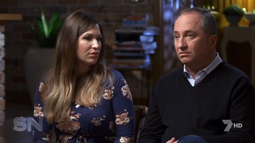 "Mr Joyce faces fresh calls to resign after a paid television interview about his affair, in which he labelled unnamed colleagues ""scum""."