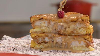 Chebbo's Tender Christmas Sandwichfor Kentucky Fried Cookin'