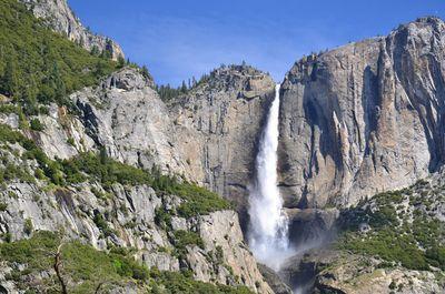 7. Yosemite Falls, USA