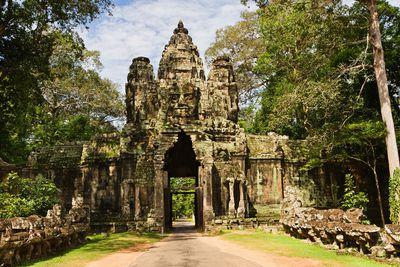 <strong>18.<em>Lara Croft: Tomb Raider -</em>Angkor Thom, Cambodia</strong>