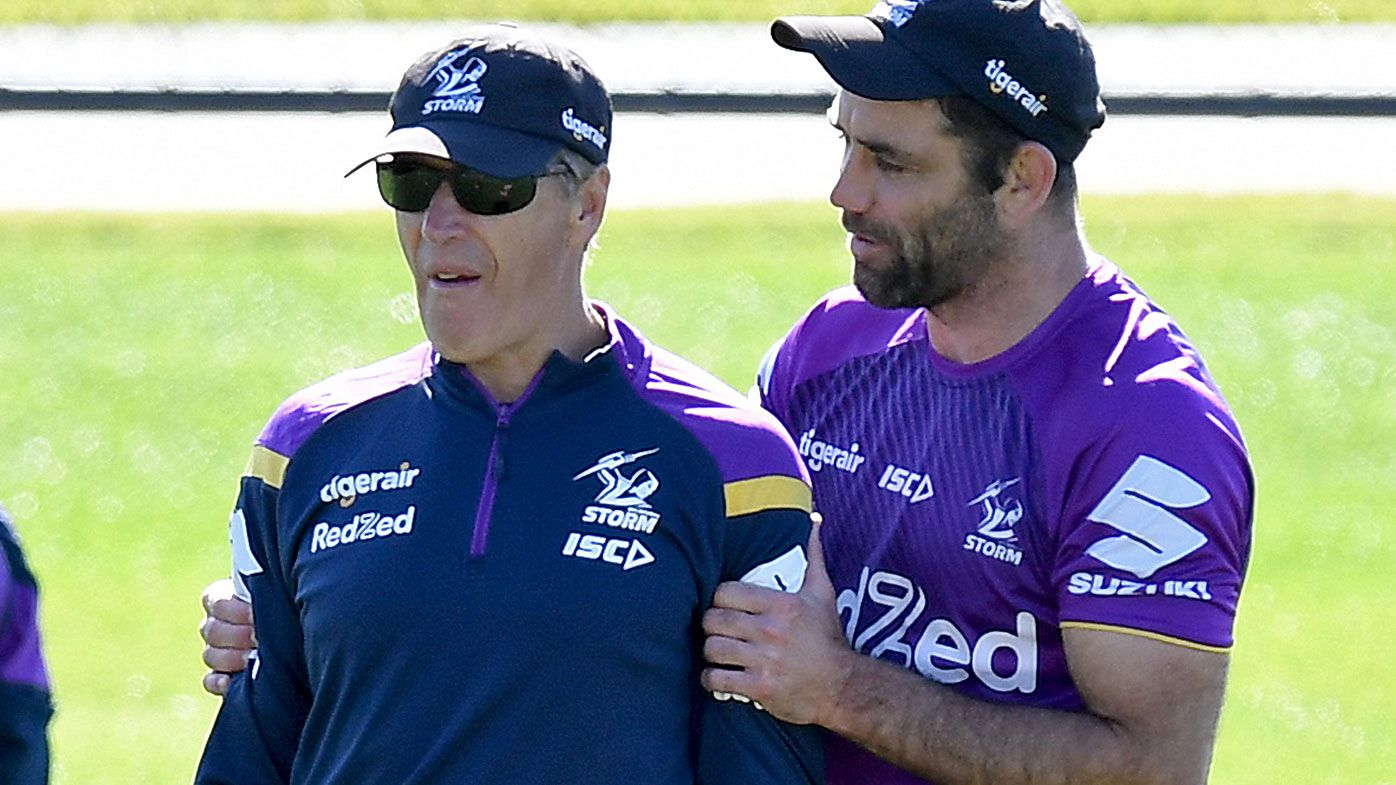 EXCLUSIVE: Peter Sterling impressed by Craig Bellamy and Cameron Smith's 'art form'