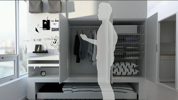 IKEA launch range of robotic furniture