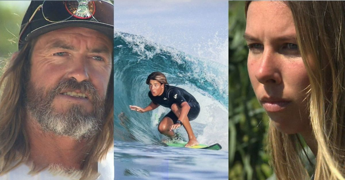 Schoolboy tradie and occupational therapist among first responders in fatal Gold Coast shark attack – 9News
