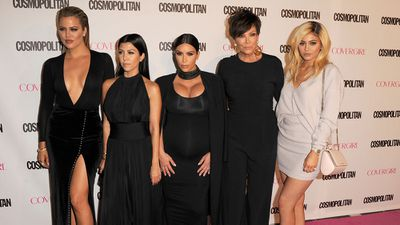 Kris Jenner: The momager to end all momagers.