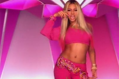 """During her time with Destiny's Child, the songstress coined one of the most iconic terms of the new millenium: """"Bootylicious."""""""