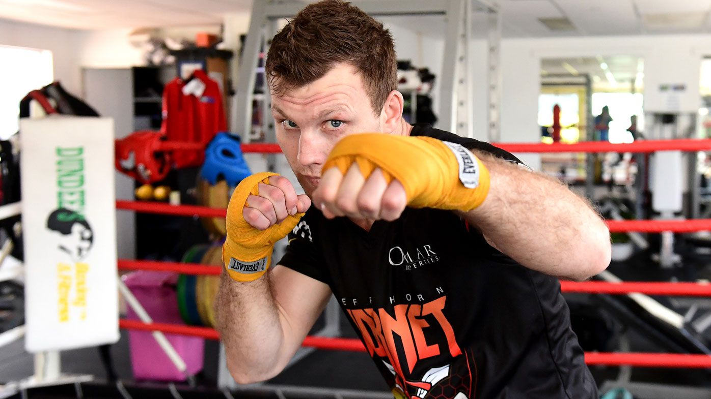 Boxing: Jeff Horn well rested for middleweight debut against Michael Zerafa