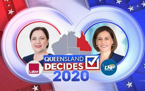 Queensland Election 2020: Annastacia Palaszczuk claims third term as Premier as Labor returned to government