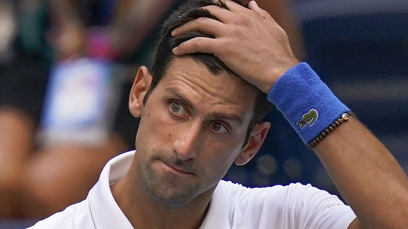 Mark Levy: Djokovic default must serve as wake-up call for ATP and WTA tour