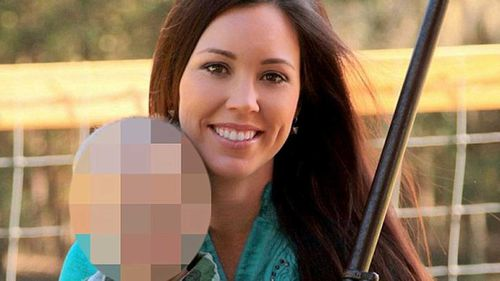 Family defends guns after four-year-old shoots mother