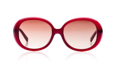 """<a href=""""https://lmbambini.com.au/collections/girl/products/sons-daughters-jackie-burgundy"""" target=""""_blank"""" draggable=""""false"""">Sons and Daughters Jackie Sunglasses, $100.</a>"""
