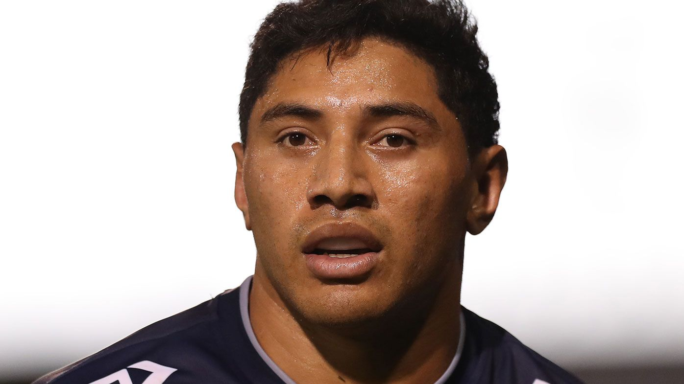 Jason Taumalolo. (Getty)