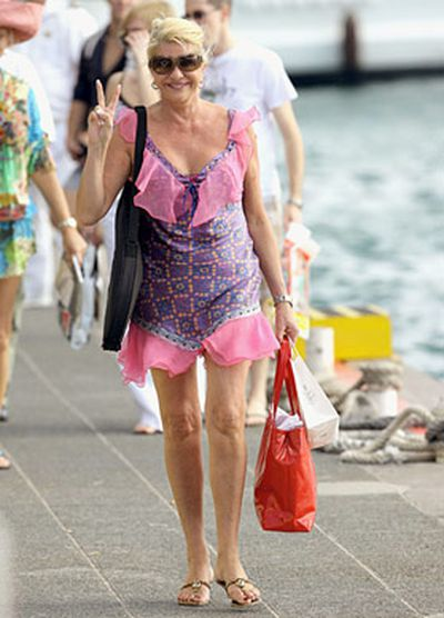 <b>Age: 62</b><br/><br/>Do these mature celeb ladies have what it takes to dress half their age?