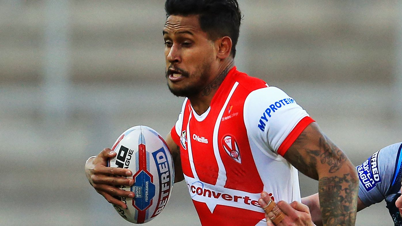 Ben Barba shines with hat-trick for St Helens in Challenge Cup