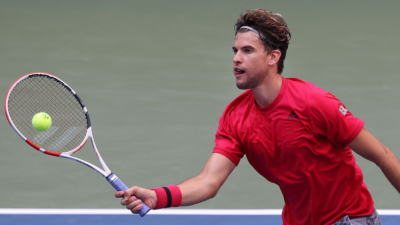 'Doesn't matter at all': US Open not diminished without big three says Dominic Thiem