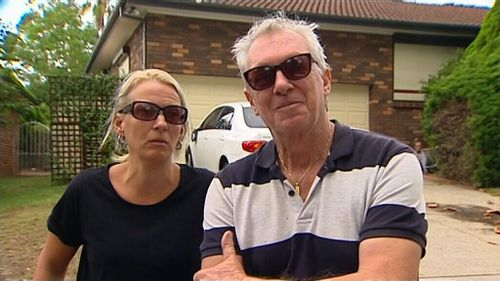 Within 10 hours of the pair leaving for Canberra, they were back to clean up the mess. (9NEWS)