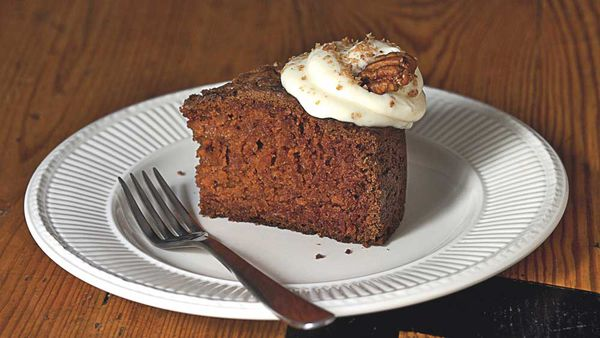 Gluten free carrot cake, Good Without Gluten