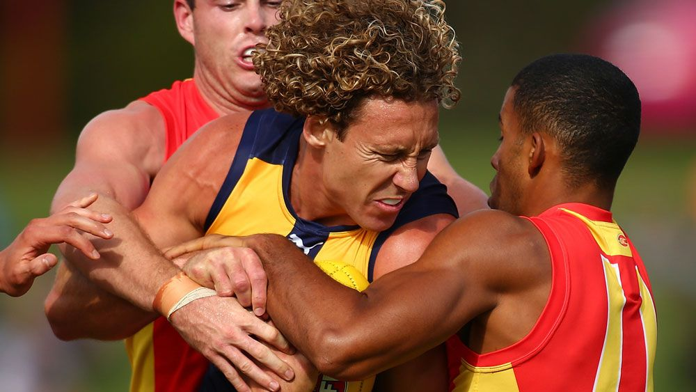 Jetta hurt as Eagles beat Suns in AFL cup