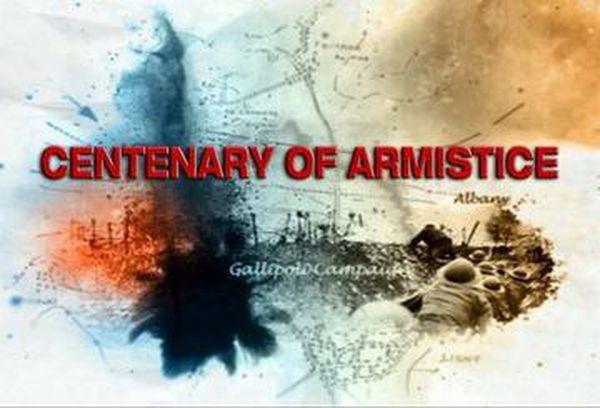 Centenary of Armistice