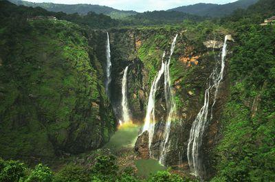 16. Jog Falls, India