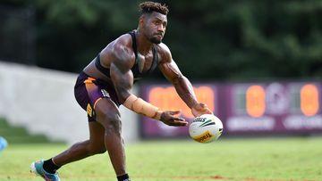 Brisbane Broncos hooker James Segeyaro was recruited less than a month ago.