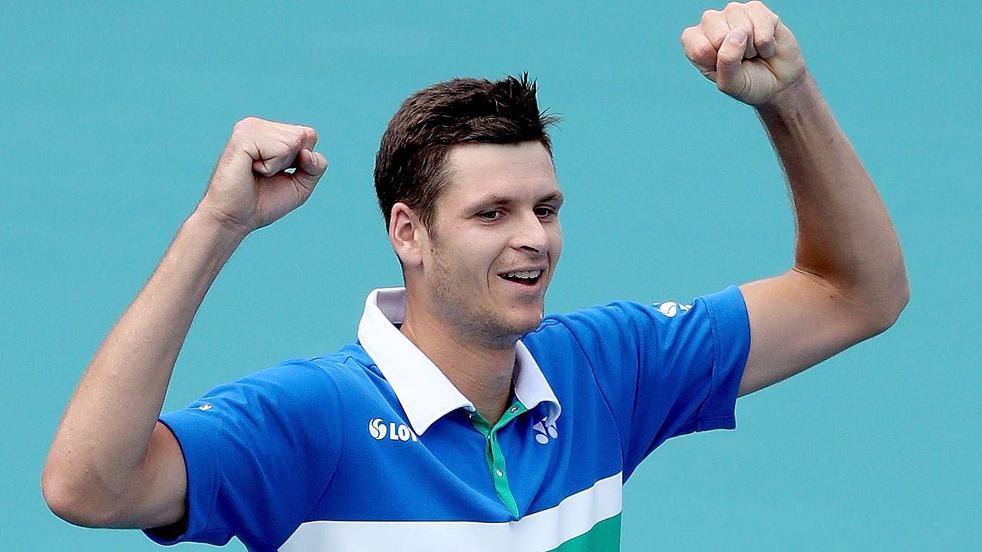 Hubert Hurkacz beats Jannik Sinner in Miami Open final, a battle of young stars