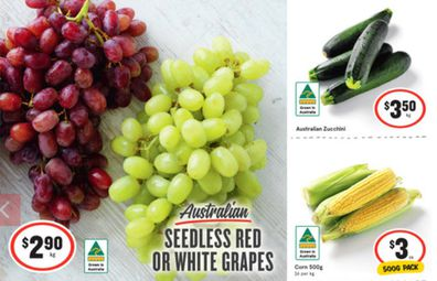 Fresh Grocer specials
