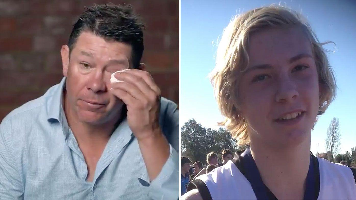 St Kilda coach Brett Ratten opens up on family tragedy
