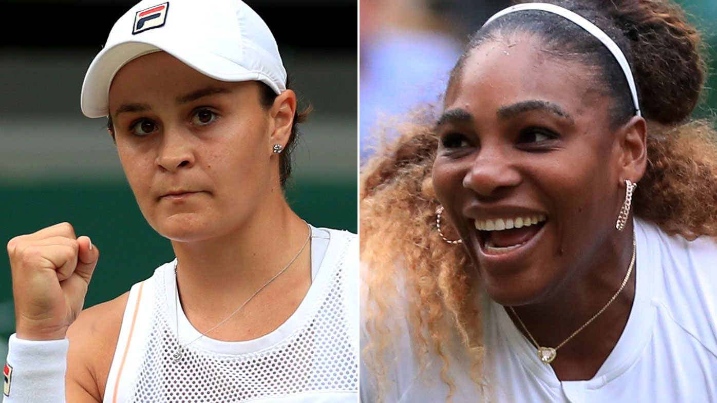 Wimbledon Glance: Williams faces Riske in quarterfinals