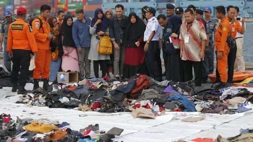 Indonesia Lion Air crash report 1