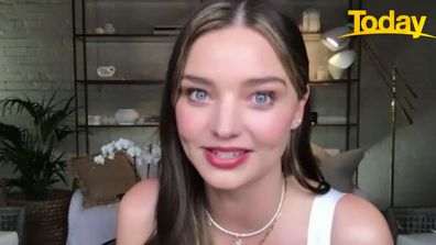 Alongside her successful modelling career Miranda Kerr also launched a skincare company Kora Organics.