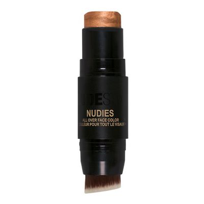 "<a href=""https://www.sephora.com.au/products/nudestix-nudies-all-over-face-color-bronze-plus-glow/v/illumi-naughty"" target=""_blank"" draggable=""false"">Nudies All Over Face Color Bronze + Glow, $42.</a>"