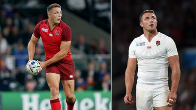 Burgess has recently returned after a sting playing rugby in the UK. (AAP)