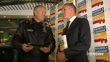 VIDEO: SA Police in huge technology overhaul