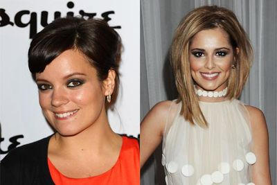 "Following Lily's none-too-subtle diss of the Girls Aloud singer in her song ""Cheryl Tweedy"", Cole responded by calling Lily a ""chick with a d---"".<br/>In a row that already had more than a touch of high school drama to it, Lily emerged with a post on her MySpace page, accompanied by a teary photo, saying: ""at least I write and SING my own songs... your mother must be so proud, stupid b----""."