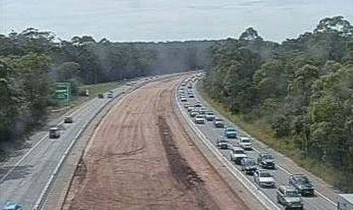 NSW drivers face traffic chaos on return home after Easter long weekend