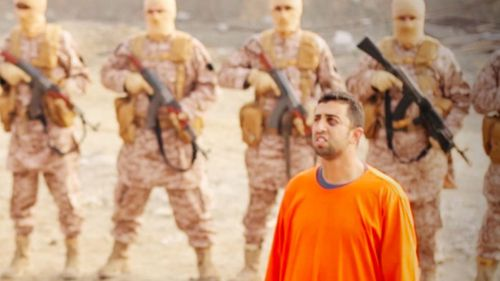 IS group seek to up 'terror' ante in latest execution video: experts