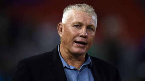 Newcastle Knights axe head coach Rick Stone after disappointing season