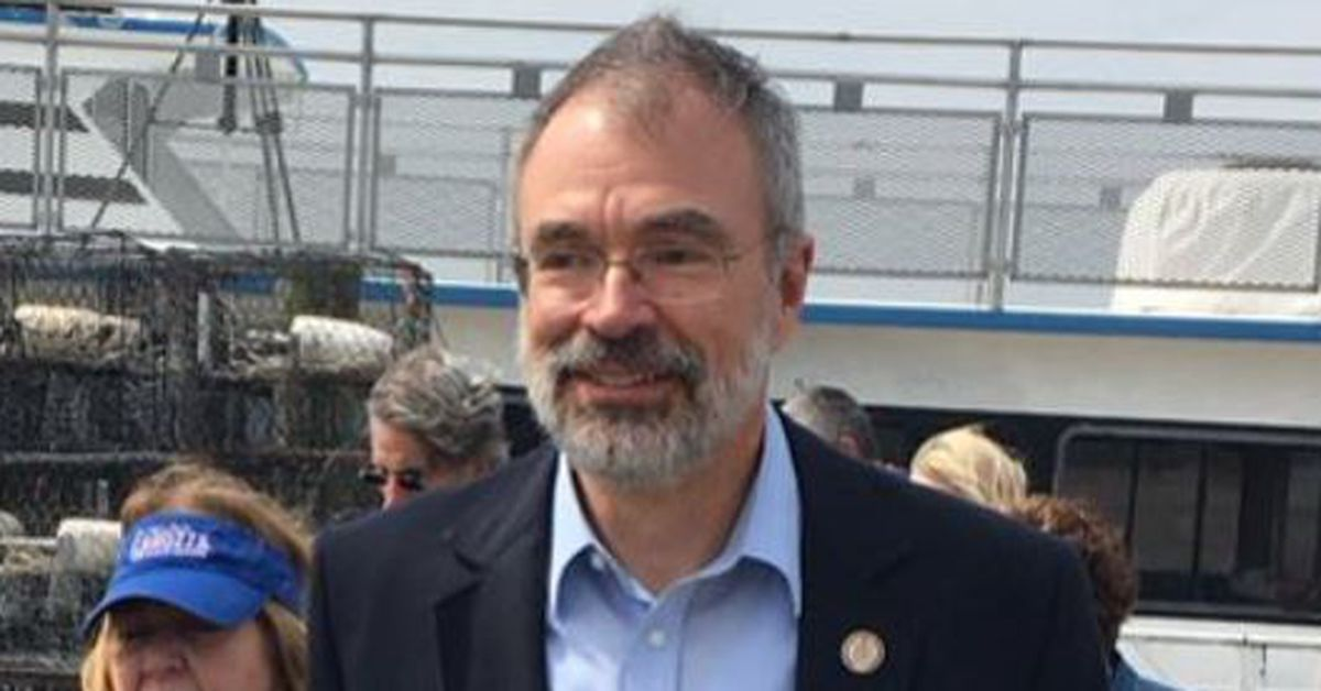 Congressman Andy Harris stopped from bringing gun into senate after Capitol riots
