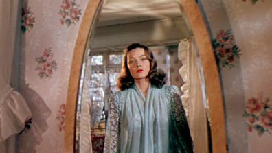1940s style, trends and decor, a still from the movie Leave Her to Heaven