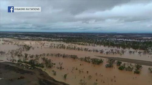 North-west Queensland Cloncurry regional flooding